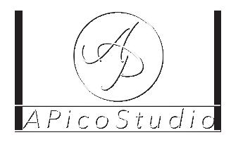 A Pico Studio logo